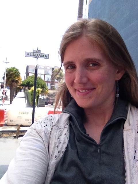 Alabama found her street